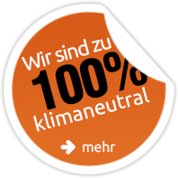100% klimaneutral